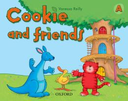 Cookie And Friends Sb A With Cd - 1st EdCookie And Friends Sb A With Cd - 1st Ed
