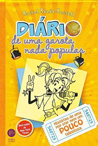 Diário de uma garota nada popular - vol. 3: Histórias de uma pop star nem um pouco talentosa