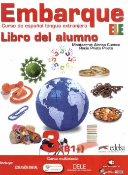 Embarque 3 - Libro Del Alumno + Audio Descargable
