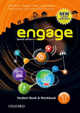 Engage 1 Student Pack Special Edition