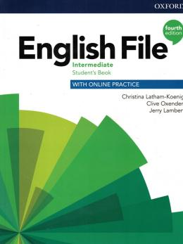English File Intermediate Sb With Online Practice - 4th Ed.