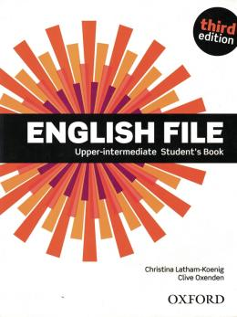 English File Upper-intermediate Sb - 3rd Ed.