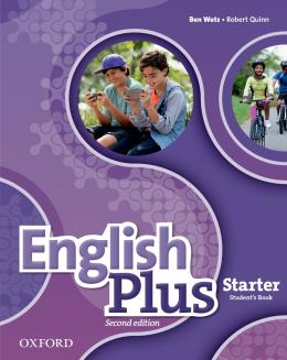 English Plus Starter Sb - 2nd Ed