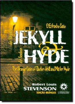 Estranho Caso Do Dr. Jekyyl E Do Sr Hyde,o- Ed Bilingue