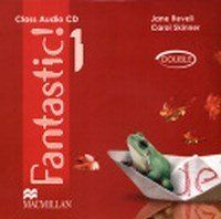 Fantastic 1  Class Audio CD