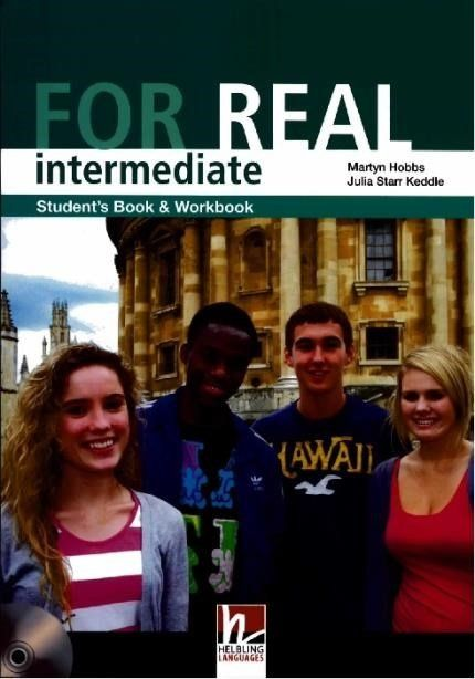 For Real Intermediate - combined edition