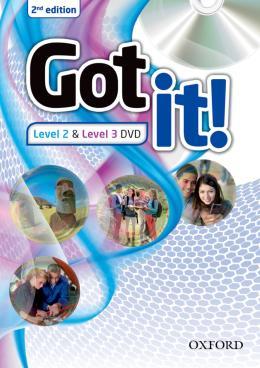 GOT IT! 2 & 3 DVD - 2ND ED