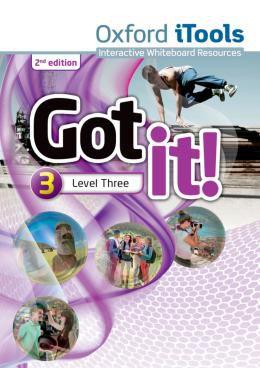 GOT IT! 3 ITOOLS - 2ND ED