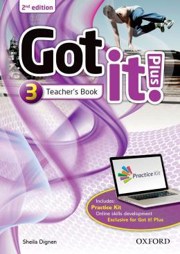 GOT IT! PLUS 3 TEACHERS PACK - 2ND ED