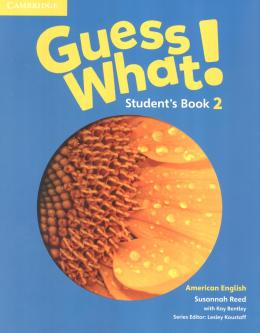 Guess What! 2 Student´s Book - American
