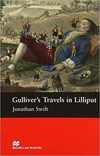 Gulliver's Travels In Lilliput - Macmillan Readers