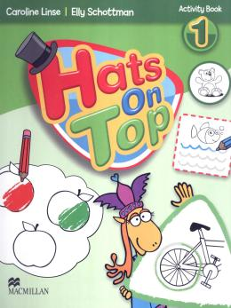 Hats On Top 1 Activity Book