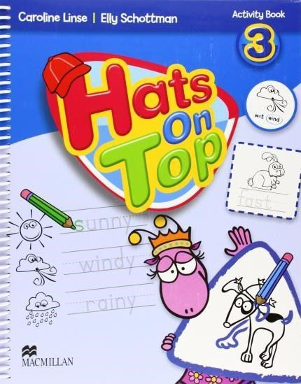 Hats On Top 3 - Activity Book-3