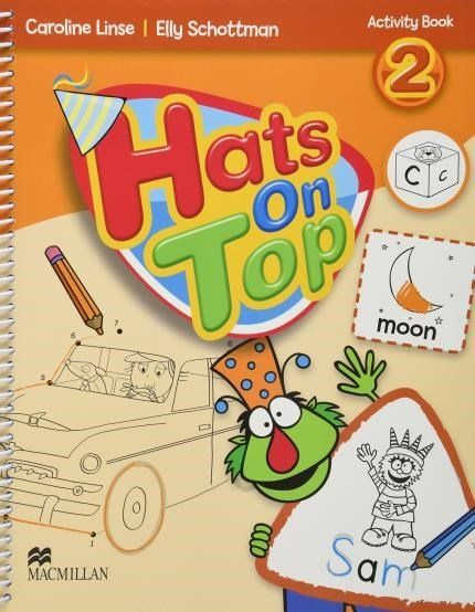 Hats On Top - Volume 2 Workbook