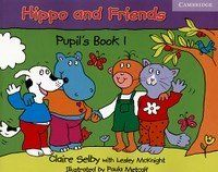 Hippo and Friends 1 - Pupil's Book