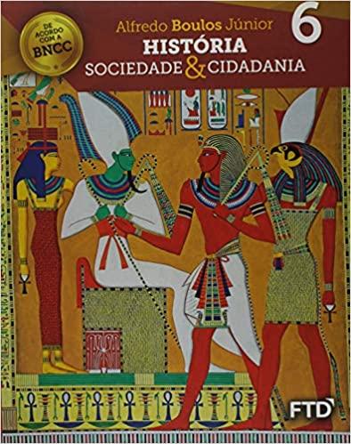 História Sociedade e CidadaniA 6 ANO