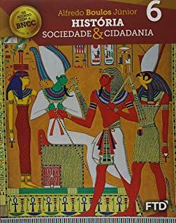 História Sociedade e Cidadania (Português) Capa comum 6º ano