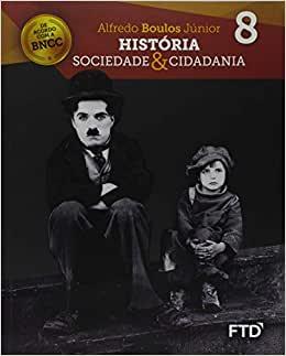 História Sociedade e Cidadania (Português) Capa comum 8º ano