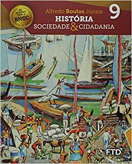 História Sociedade e Cidadania (Português) Capa comum 9º ano