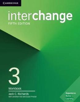 Interchange 3 Workbook - 5th Ed