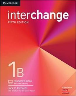 Interchange 5ed 1 sb B w/ self-study