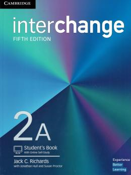 INTERCHANGE 5ED 2 SB A W/ONLINE SELF-STUDY