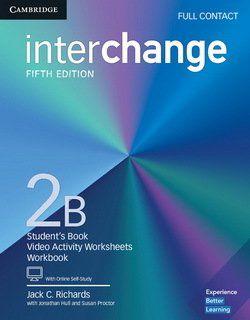 INTERCHANGE 5ED 2 SB B W/ONLINE SELF-STUDY
