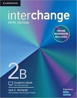 INTERCHANGE 5ED 2 SB B W/ONLINE SELF-STUDY AND ONLINE WB