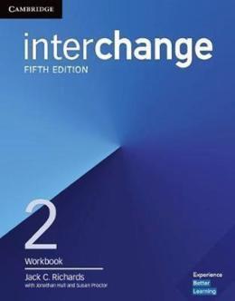 INTERCHANGE 5ED 2 WB