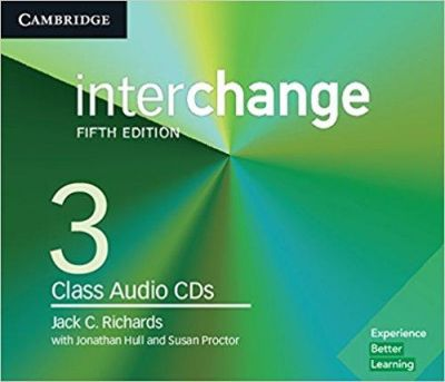 INTERCHANGE 5ED 3 CLASS CD