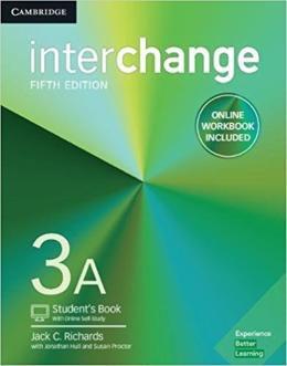 INTERCHANGE 5ED 3 SB A W/ONLINE SELF-STUDY AND ONLINE WB