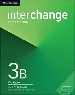 INTERCHANGE 5ED 3 WB B
