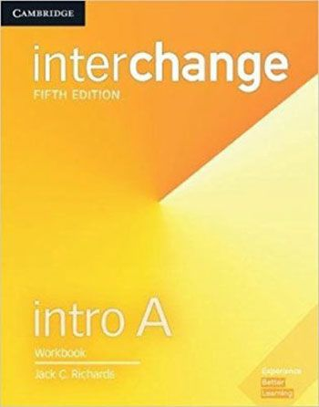 INTERCHANGE 5ED INTRO SB A W/ONLINE SELF-STUDY