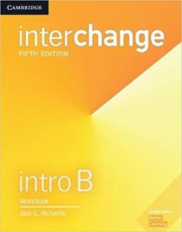 INTERCHANGE 5ED INTRO WB B