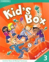 Kid's Box Level 3 - Pupil's Book