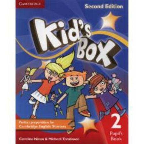 Kids Box 2 Pupils Book - 2nd Ed