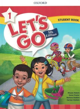 Lets Go 1 Student Book - 5th Ed