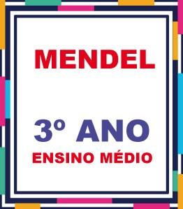 LISTA COMPLETA AGOSTINIANO MENDEL 3º MÉDIO (COM DESCTO)