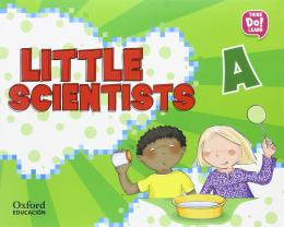 Little Scientists A - 1st Ed