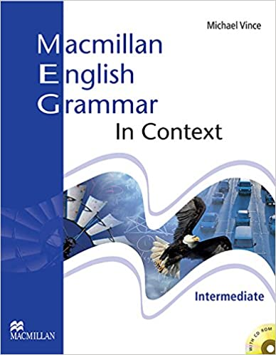 Macmillan Eng. Grammar In Context With CD-Rom-Int. (No-Key) (Inglês)