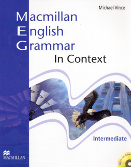 Macmillan English Grammar In Context Intermediate Without Key With Cd