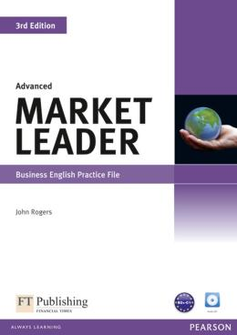 Market Leader Advanced Practice File - 3rd Ed - With Audio Cd