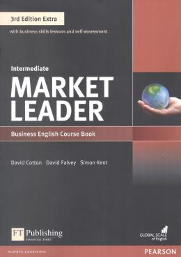 Market Leader Extra Intermediate Cb With Dvd-rom - 3rd Ed