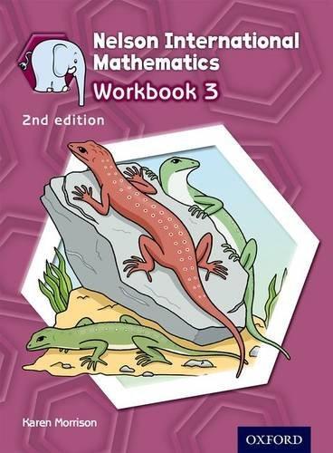 Nelson International Mathematics 2nd edition Workbook 3