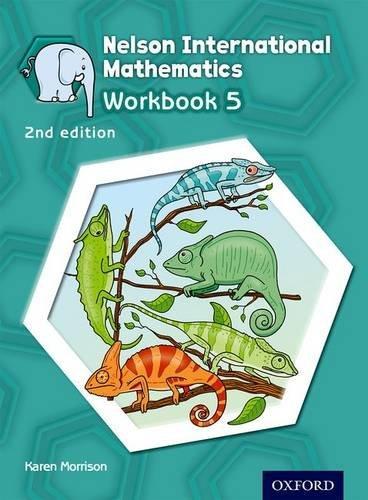 Nelson International Mathematics 2nd edition Workbook 5