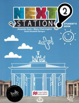 Next Station 2 - Student´s Book With Workbook And Clil With Bulb