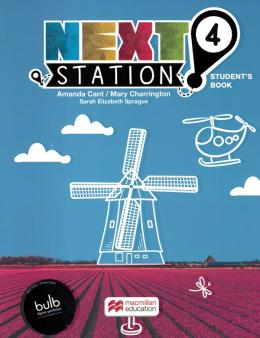 Next Station 4 - Student´s Book With Workbook & Clil With Bulb