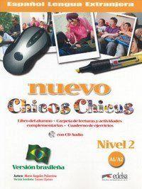 Nuevo Chicos Chicas - Libro + CD Audio A2 - Version Brasilena