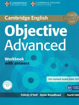 Objective Advanced Workbook With Answers & Audio Cd - 4th Ed