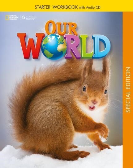 Our World Starter Workbook + Audio CD